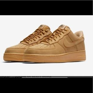 """Nike Air Force 1 low """"flax"""""""